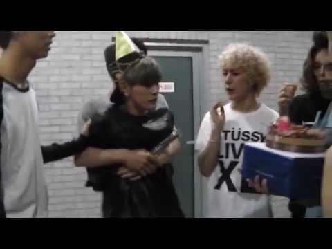 [140615 Surprise! Happy Birth Day, HANSOL!] [ON Air 탑독(ToppDogg)] #온탑 #09]