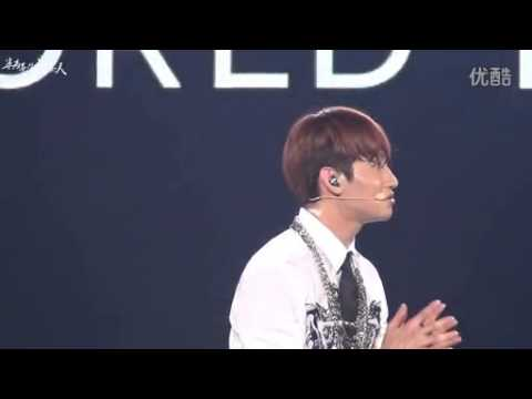 Changmin Talk - Dance Something @ SMT Seoul 140815