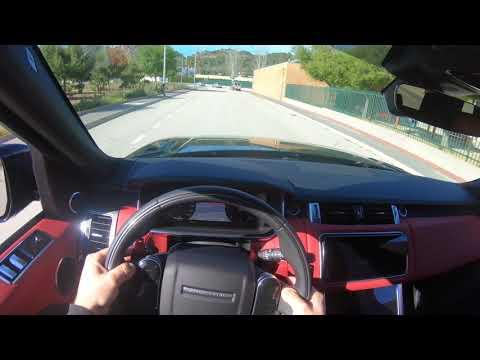 Range Rover Sport Diesel con Sistema ASR!!