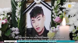 Misteri Kematian Rapper K-Pop Iron, Diduga Tewas Dibunuh?