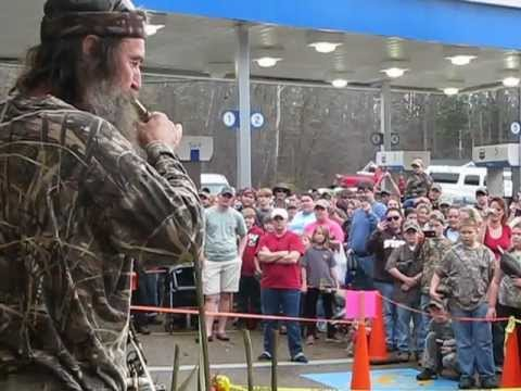 video 3 duckmen duck commander phil robertson duckmen duck commander