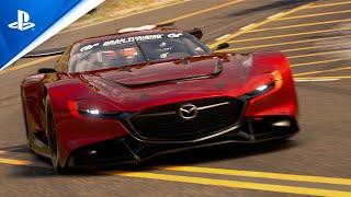 Gran Turismo 7 - Announcement Trailer   PS5