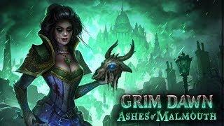 Grim Dawn - Ashes of Malmouth Trailer