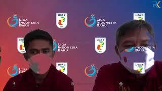 PERSIJAP VS Persis Solo | Dari 5 Pertemuan Persijap 3 Kali Menang - Pre Match Press Conference