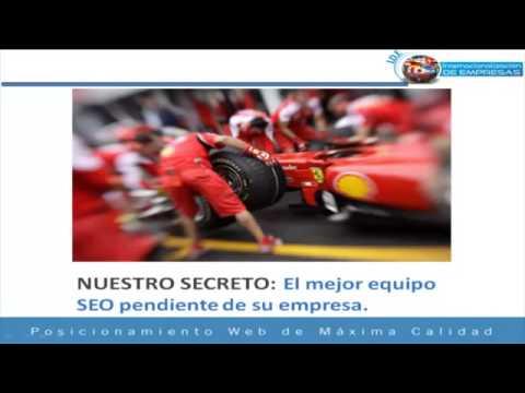 Posicionamiento Web Internacional | SEO Internacional | Internacionalización