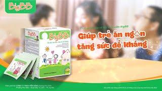 """""""Bé ăn ngon không khó"""" - Clip quảng cáo cho bé ăn ngon BigBB mới nhất"""