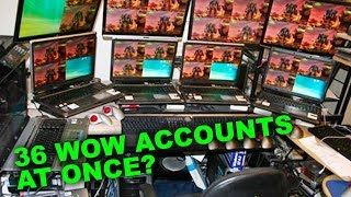 10 CRAZY Things World of Warcraft Players Have Done - YouTube