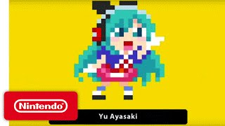 Super Mario Maker - 'Yu Ayasaki' Gameplay