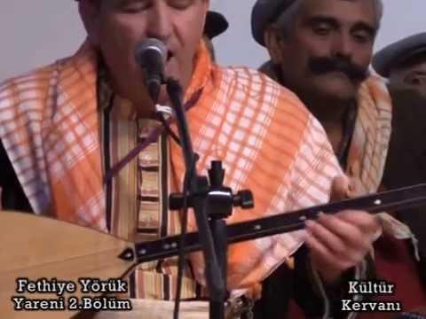 Kültür Kervanı - İsmail UZUNOĞLU Fethiye yörük Yareninde