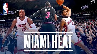 Best of the Miami Heat! | 2018-19 NBA Season