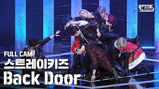 [안방1열 직캠4K] 스트레이 키즈 'Back Door' 풀캠 (Stray Kids Full Cam)│@SBS Inkigayo_2020.09.20.