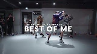 [FANMADE] BTS 'Best of Me' x 1MILLION Dance Studio