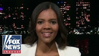 Candace Owens reacts to praise from Kanye West
