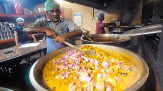 Chicken Curry Jacuzzi!! South Indian STREET FOOD Tour | Thiruvananthapuram, India!