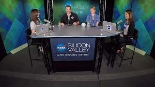 NASA in Silicon Valley Live - Robotic Exploration of the Moon