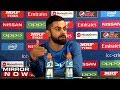 Virat Kohli briefs media after historic series win in Australia