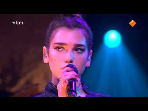 Dua Lipa - Be The One (EBBA 2017)