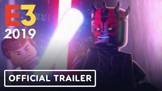 Lego Star Wars - The Skywalker Saga Official Reveal Trailer - E3 2019