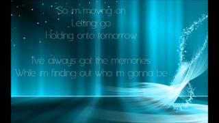 Miley Cyrus and Emily Osment - Wherever I go - Lyrics HD