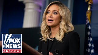 Kayleigh McEnany holds White House press briefing   7/31/2020
