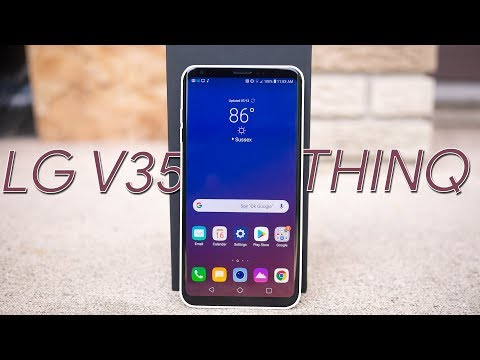 video LG V35 ThinQ™