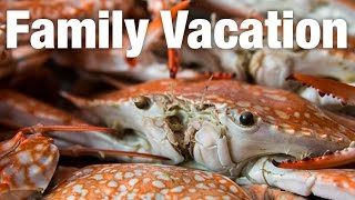 Thai Seafood Feast: Family Vacation in Pattaya