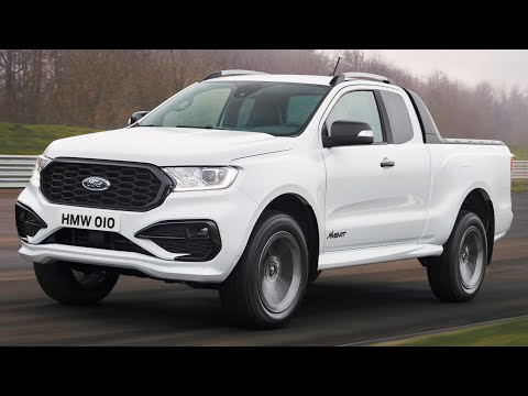 2021 Model Ford Ranger MS-RT Pick-Up Teknik ve Özellikleri
