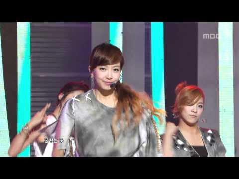 f(x) - Nu ABO, 에프엑스 - 누 예삐오, Music Core 20100619