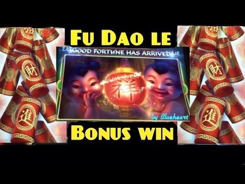 Fu Dao Le Slot Machine Bonus Bally Technologies Musica