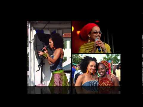 MAYEMBE MALAYIKA - Mayembé Malayika: PAN-AFRICAN SOUL Tour... Slideshow