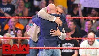 Kurt Angle Comments On Jason Jordan's Baby Announcement