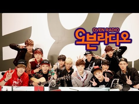 [ENG/CHN/JPN SUB] OVEN RADIO(오븐라디오) : EXO(엑소)_episode5. The First Snow(첫 눈)