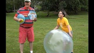 Wubble Bubble Ball Review- Half Bubble-Half Ball | EpicReviewGuys CC
