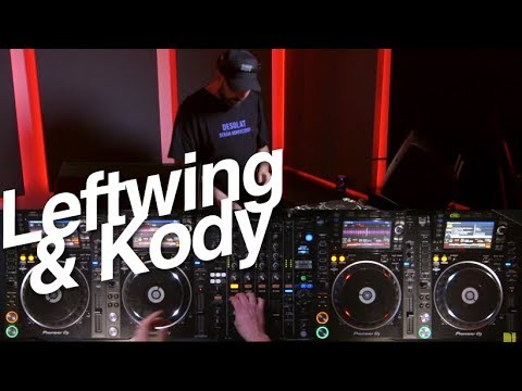 Leftwing & Kody - DJsounds Show 2018