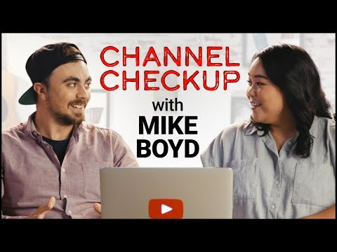 What Do People Search to Find You? | Channel Checkup ft. Mike Boyd