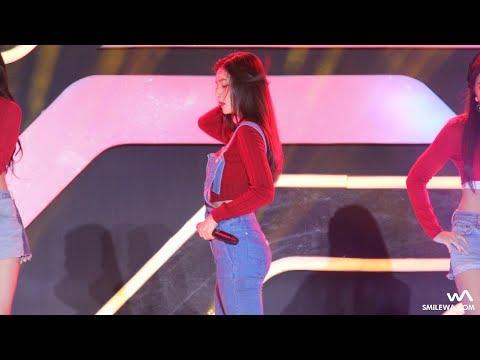 170930 레드벨벳 (Red Velvet) '빨간 맛' 아이린 4K 직캠 @피버 페스티벌 4K Fancam by -wA-