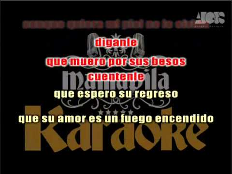 Diganle - Corazon Serrano (karaoke)
