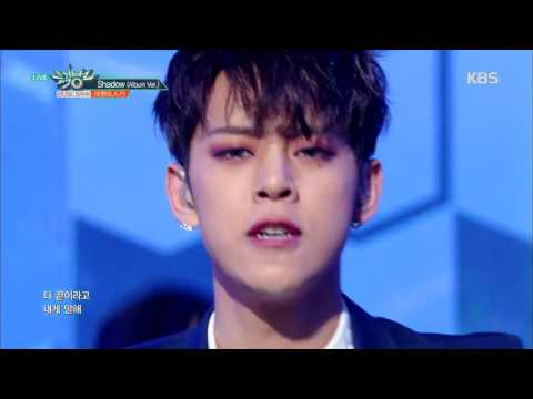 뮤직뱅크 Music Bank - Shadow(Album Ver.) - 대현(B.A.P) (Shadow(Album Ver.) - DAEHYUN(B.A.P).20170609