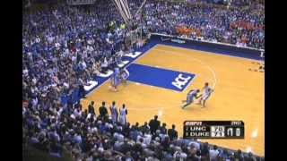 No Shot for UNC in 2005