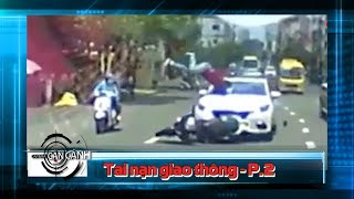 Tổng hợp những vụ tai nạn giao thông xảy ra bất ngờ và khủng khiếp tại Việt Nam (Phần 2) | CCC 😰