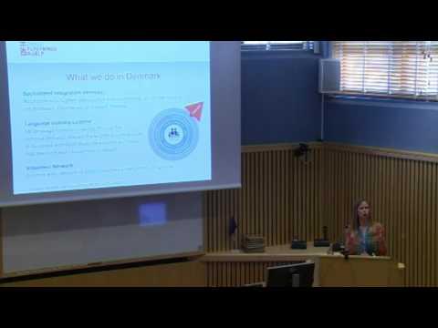 Föreläsning 4: Dansk Flygtningehjælp - Anja Weber Stendal, Dansk Flygtningehjælp