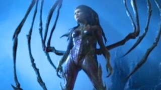 Starcraft 2: Wings of Liberty Movie | Kerrigan's Rescue (Full Story) - YouTube