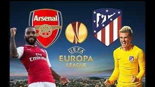 Trực tiếp bóng đá Arsenal vs Atletico Madrid:
