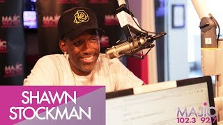 Vic Jagger Gets The Details On Boyz II Men's Shawn Stockman & His Debut EP