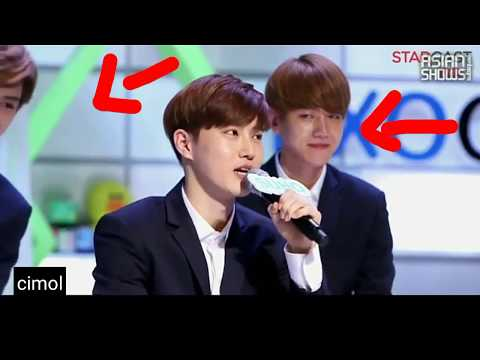 EXO FUNNY CRAZY TIME (part 1)