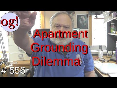 Apartment Grounding Dilemma (#556)