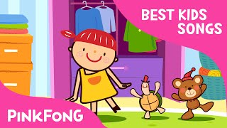 Baby's Clothes   Best Kids Songs   PINKFONG Songs for Children