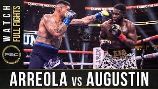 Arreola vs Augustin Full Fight: March 16, 2019 | PBC on FOX PPV