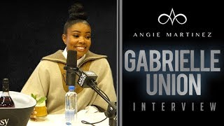 "Gabrielle Union Talks Jada Pinkett Smith, Being ""Mary Jane"" Finale + More!"