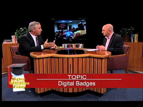 Higher Education Today - Digital Badges